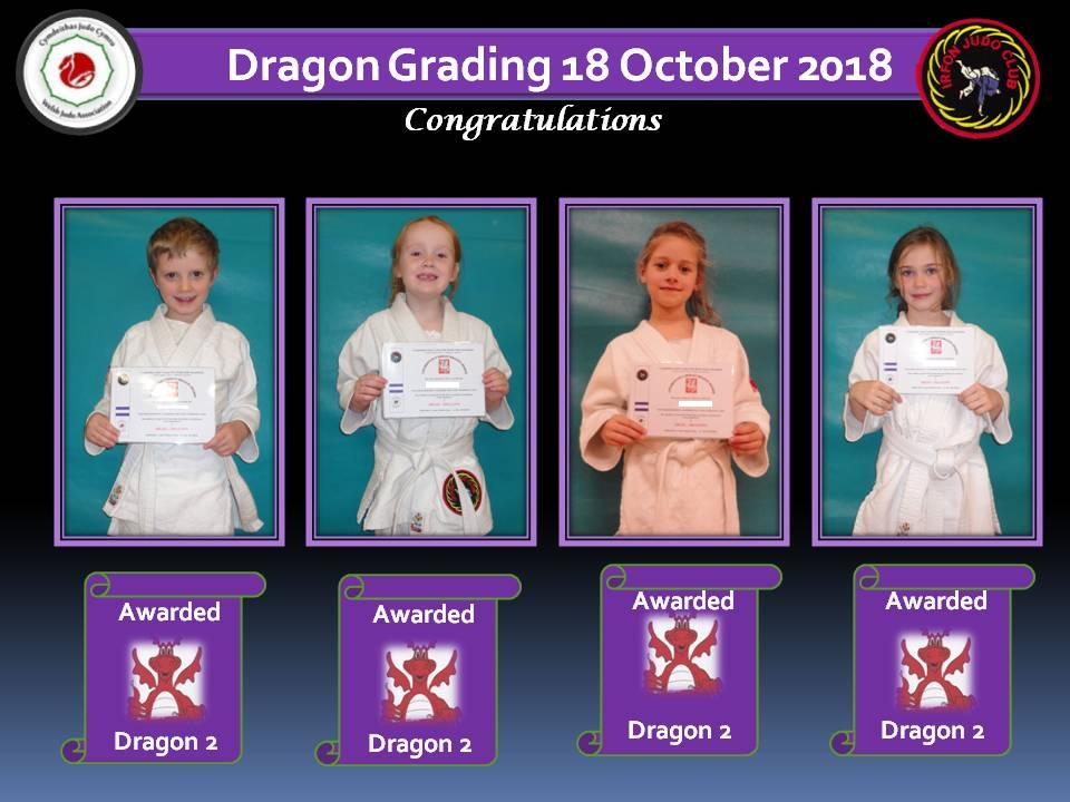 Dragon Grading 18.10.18