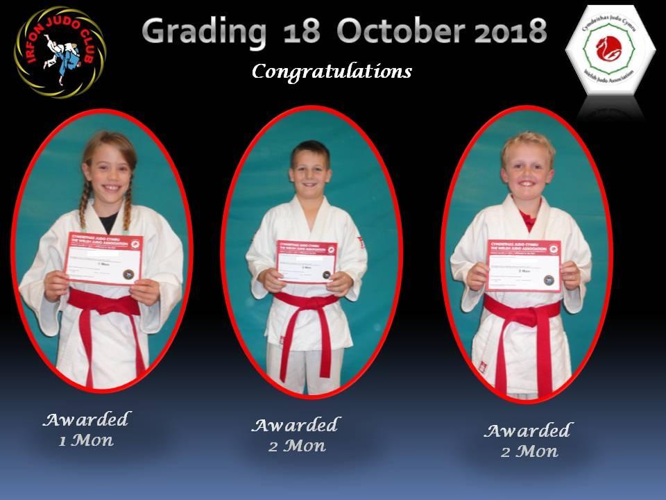 Grading 1 18.10.18