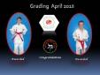Grading April