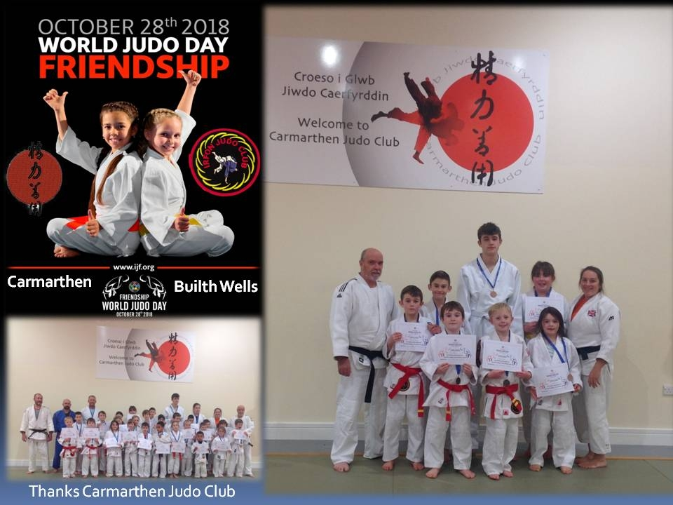 world judo day 28.10.18