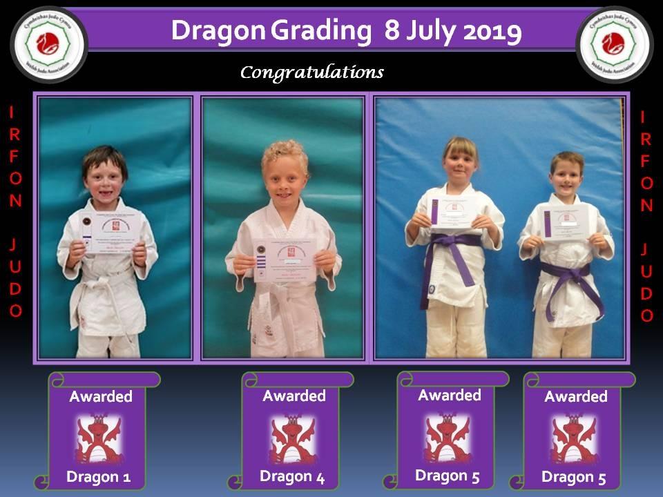 Dragon Grading 08.07.19
