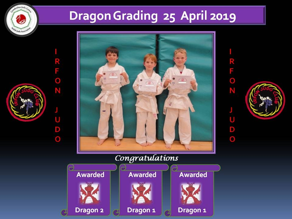 Dragon Grading 1 25.04.19