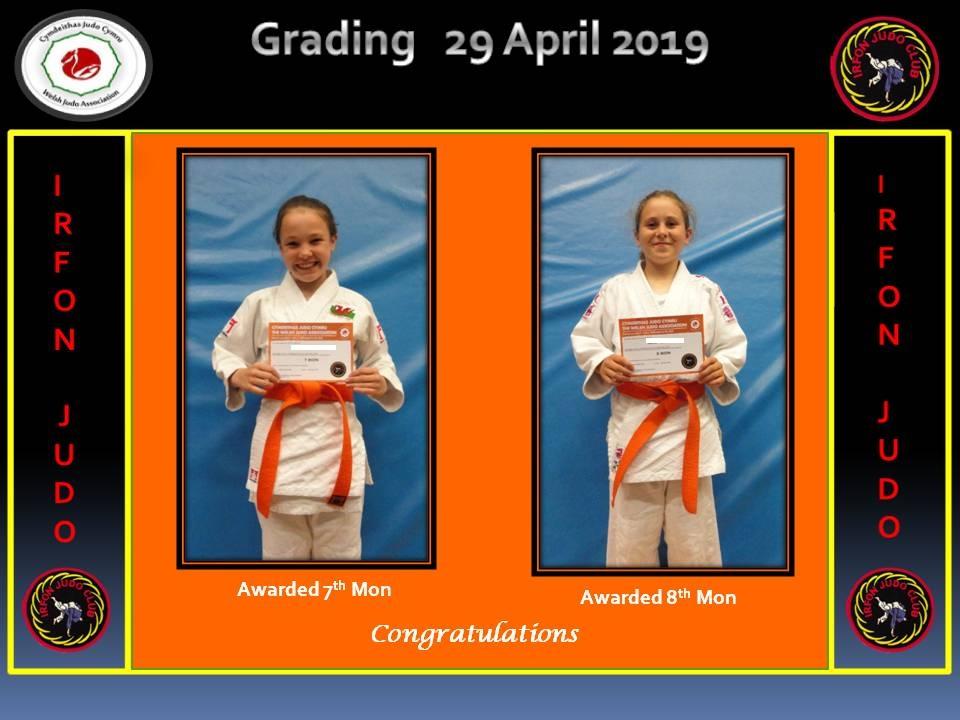 Grading 29.04.19