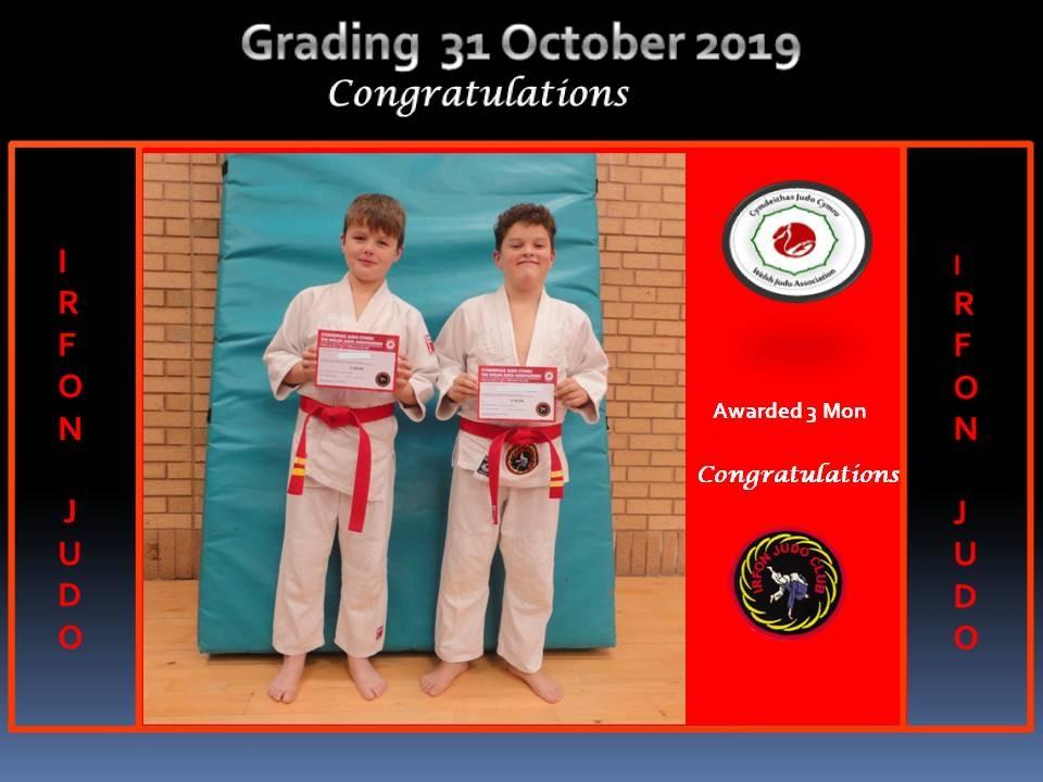 Grading 31.10.19