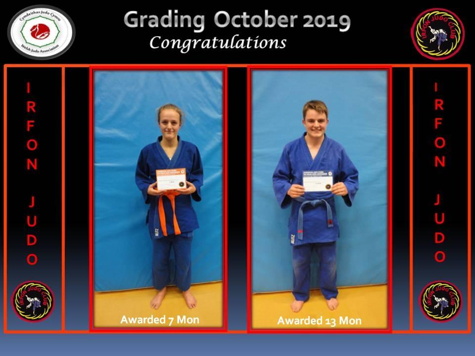 Grading Oct 1
