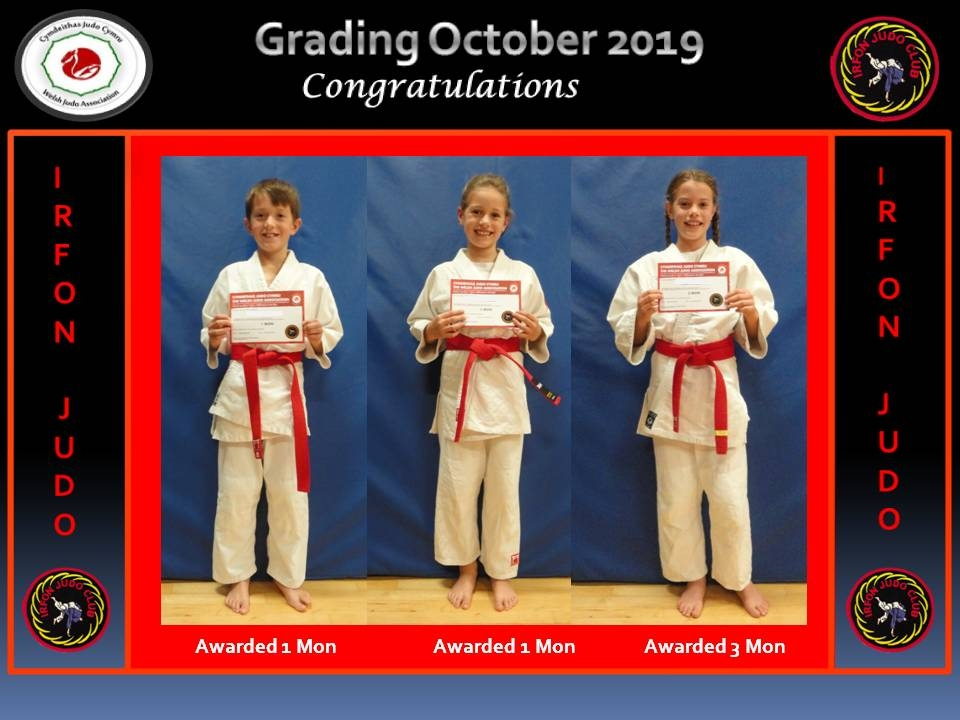 Grading October