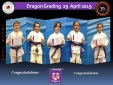 Dragon Grading 29.04.19