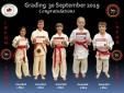 Junior Grading (Red) 30.09.19