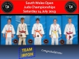 South Wales Open 14.07.19