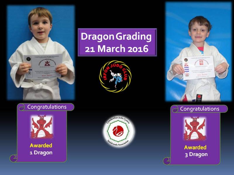 dragongradeing