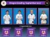 Dragon Grading Sept