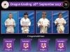 Dragon Gradings 18.09.17