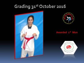 CB Grading 31.10.16